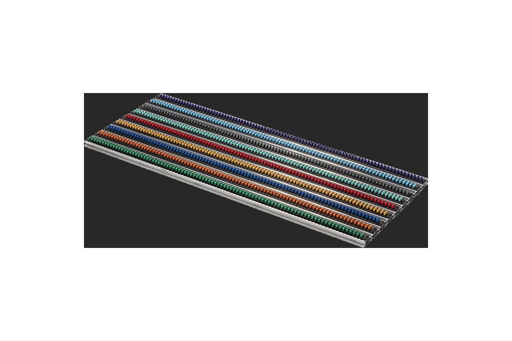 duplo-borstels-kleuren